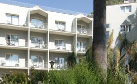 Inaugurazione dell'hotel La Residenza a Sorrento.