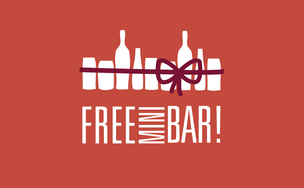 Vai all'offerta Free Mini Bar!