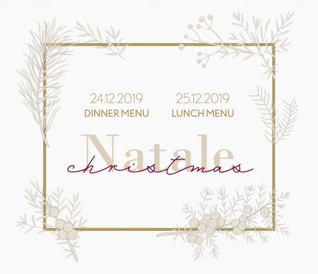 menu 24 e 25 dicembre