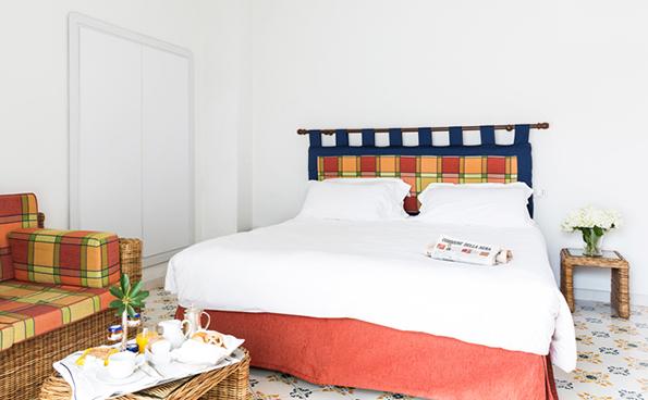 Le Classic sono camere spaziose dell'hotel 4 stelle a Sorrento.