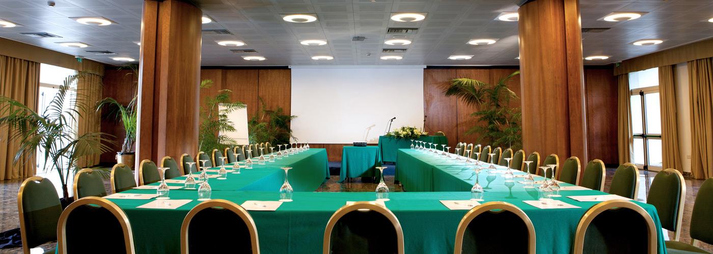 Il Parco dei Principi è uno dei principali centri congressi a Sorrento.