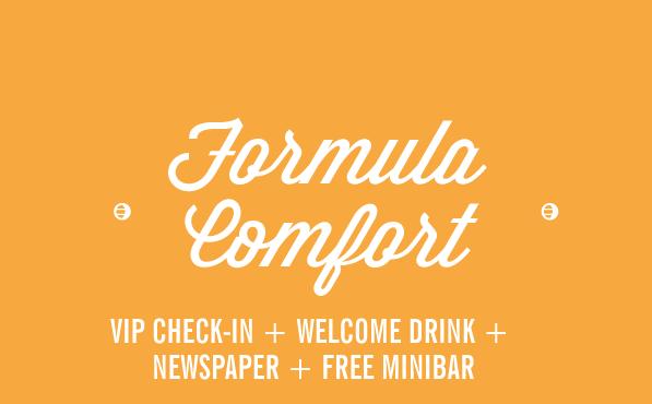Formula Comfort